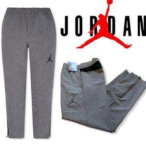 NWT Nike JORDAN Big Kids Boys Baller Woven Pants L